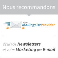 Newsletters &amp; Marketing par E-mail avec YMLP.com