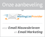 E-mail Nieuwsbrieven & E-mail Marketing met YMLP.com