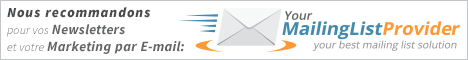 Newsletters & Marketing par E-mail avec YMLP.com